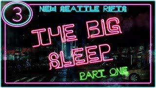 [City of Mist] New Seattle Rifts Ep. 3, Part 1 Sleepless in (New) Seattle.