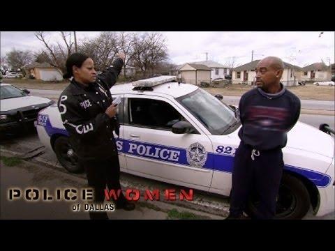 Not Your Average Panhandler | Police Women of Dallas | Oprah Winfrey Network
