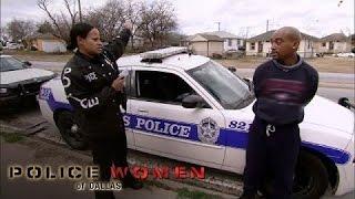 Not Your Average Panhandler   Police Women of Dallas   Oprah Winfrey Network