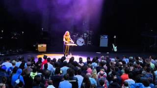 "Yael Naim ""Ima"" live @ Les Nuits de Fourvière Lyon 14/06/2015"