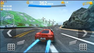 Real Speed Max Drifting Pro / Class 458 Turbo - Sports Car Driving Skills / Android Gameplay FHD #10