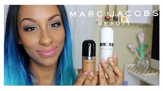 Marc Jacobs Remarcable Foundation Coconut Primer First Impression