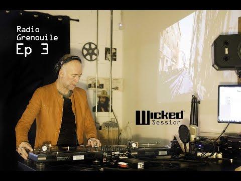 Jack de Marseille - Wicked session - Saison 2016 -17 - Ep3 - Radio Grenouille