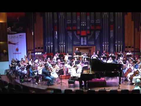 Rachmaninoff Paganini Rhapsody STANISLAV KHRISTENKO