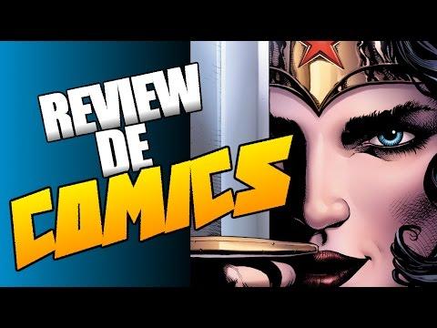 Wonder Woman explorará su pasado y futuro | WONDER WOMAN REBIRTH #1 Review en Español