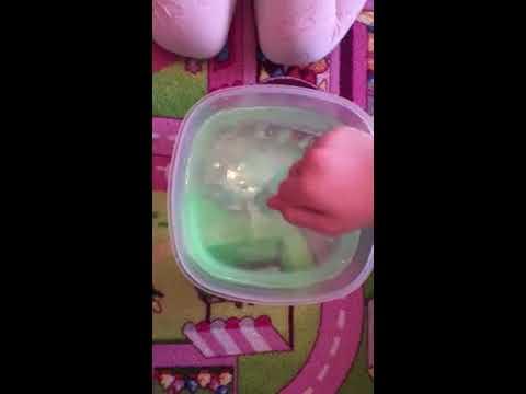 Растворяем яйцо LOL