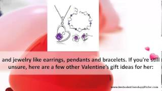Got any gift ideas for Valentine's Day? We do.