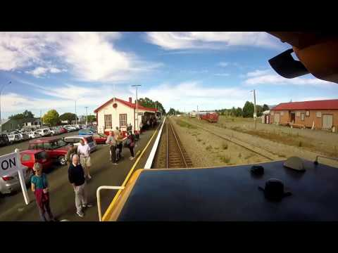 Cab View – Masterton to Wellington - Low Cost, GoPro Hero Action Camera