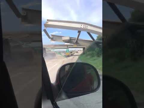 Dump Truck Crash IH-610