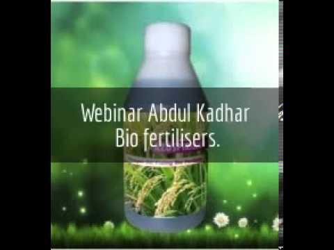 Bio fertilisers webinar in agricultureinformation.com