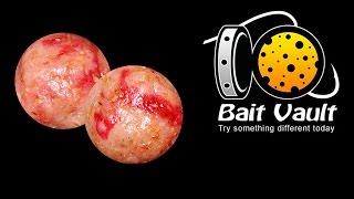 How To Make Raspberry Island Boilies - Carp Bait Recipe