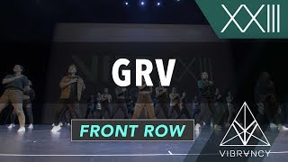 GRV | VIBE XXIII 2018 [@VIBRVNCY Front Row 4K] #vibedancecomp