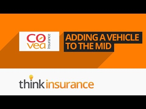 Covea Insurance MID - How To Add & Remove Vehicles | Think Insurance