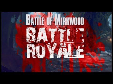 Смотрите сегодня видео новости Dota 2 Mods | BATTLE OF MIRKWOOD - BATTLE  ROYALE!! на онлайн канале Russia-Video-News Ru