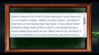 html barra scroll