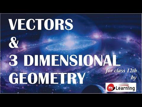 Position Vector: Vectors & 3D - Class 12th & IIT-JEE - 03/44