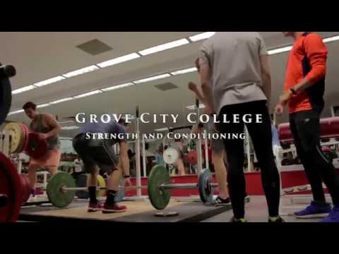 Grove City College Strength and Conditioning