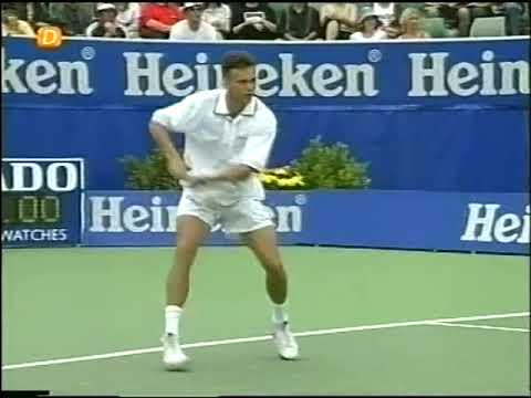 AO 2000 R2 - Federer vs Kroslak