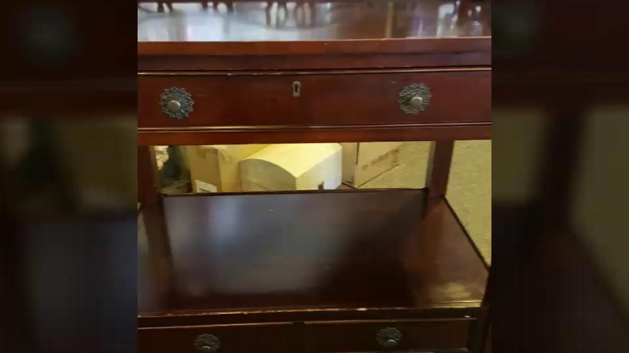 Chalk Paint Furniture Idea! Versailles Tea Cart