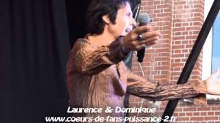 Jean Luc Lahaye - Djemila des lilas - Harnes -  13 Juillet 2014