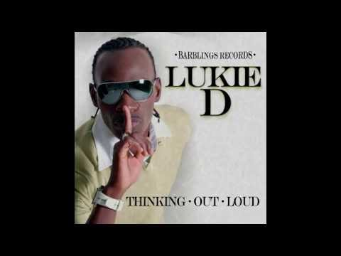 lukie d thinking out loud
