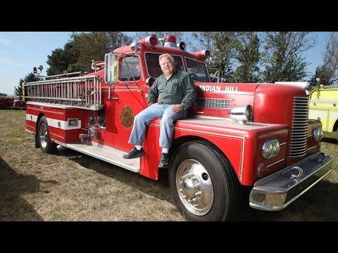 Hot Wheels: American Has Million Dollar Firetruck Collection