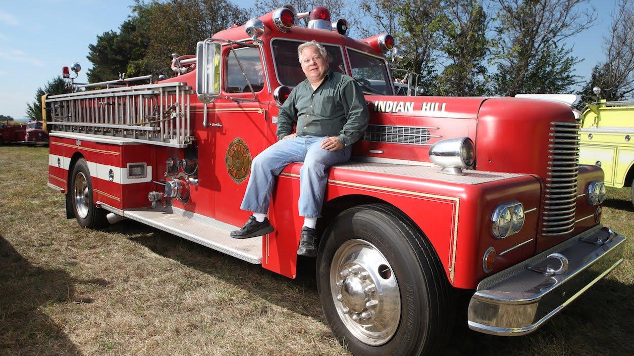1 Million Dollar Fire Truck >> Hot Wheels: American Has Million Dollar Firetruck Collection - YouTube