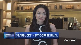 China's Luckin Coffee takes on Starbucks