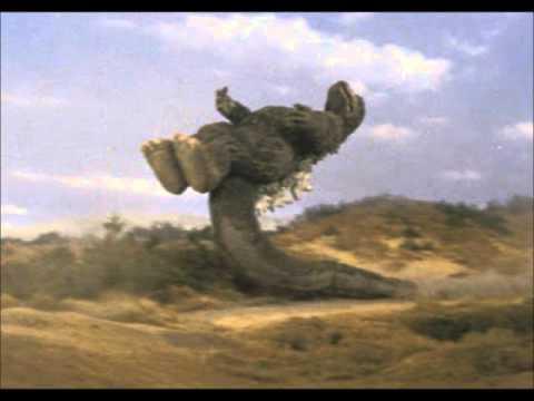 Godzilla's Epic Tail Slide -Riichiro Manabe