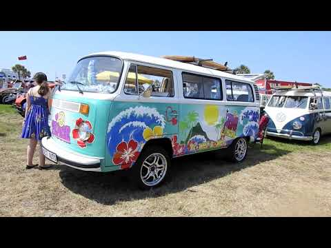 """""""Buggies on the Beach 2019"""" VW Show"""