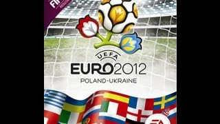 FIFA 12 - EURO 2012 Italia Croazia 4-1 gameplay pc
