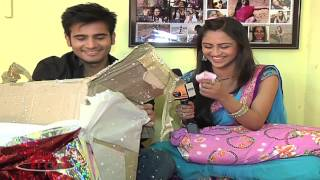 Karan Tacker and Krystle D'Souza Gift Segment