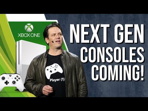 NEW CONSOLES in Production