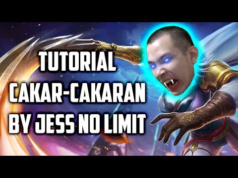 Tutorial Natalia, HERO CAKAR-CAKARAN! By JESS NO LIMIT