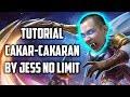 Tutorial Natalia, HERO CAKAR-CAKARAN! By JESS NO LIMIT