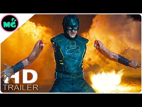 THE SUICIDE SQUAD Trailer 4 (2021)