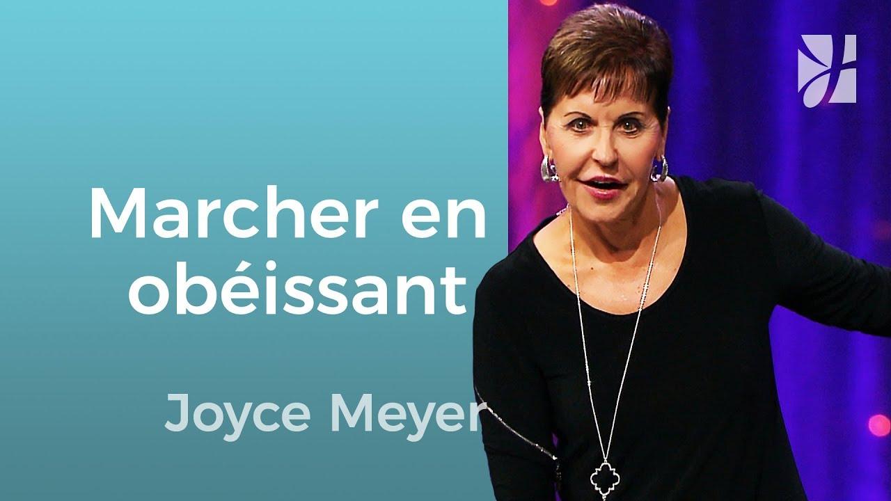 Résistez-vous au diable ? (3/4)  - Joyce Meyer - Grandir avec Dieu