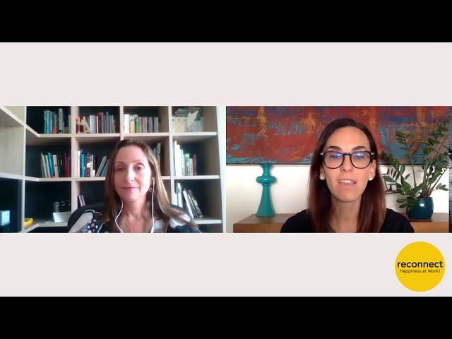 Felicidade no Trabalho: Entrevista com Gisela Sender - Doutora em Comportamento Organizacional.