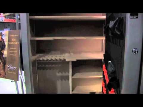 Cannon Armory Series Gun Safes