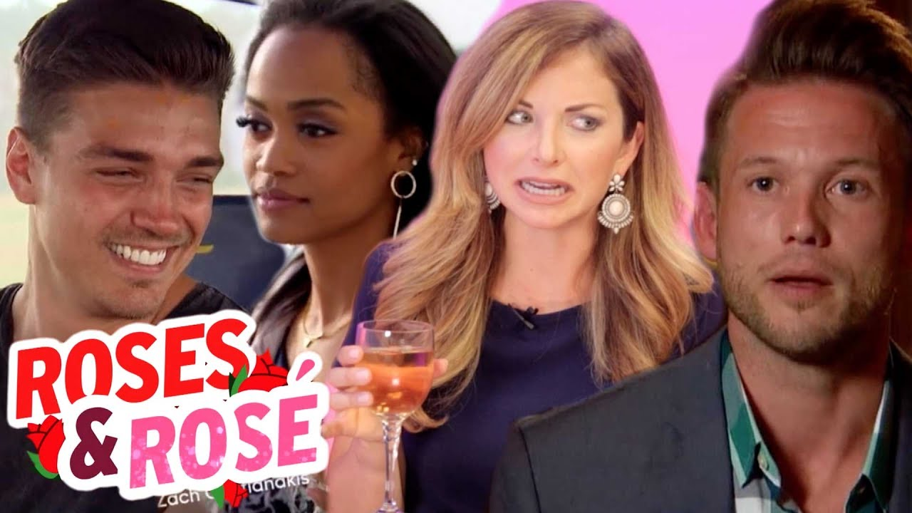 'The Bachelorette: Roses and Rose:' Dean Steals AND Breaks Hearts, & Lauren Goes BEHIN