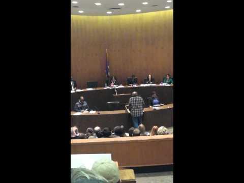Detroit city council