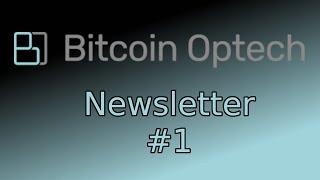 Bitcoin Op Tech #1