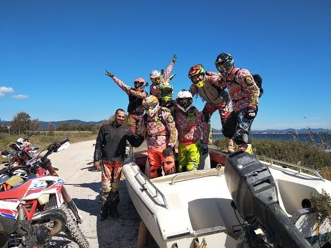 Alleanza Team Filini - Cumbersome Group: Tour Sardegna 2019