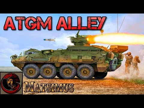 Combat Mission: Shock Force - ATGM Alley
