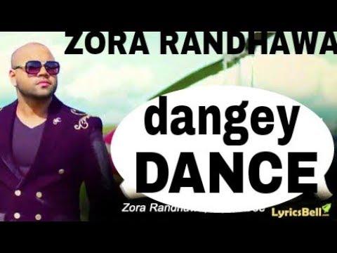 DANGEY dance| ZORA RANDHAWA | DR. ZEUS | OFFICIAL VIDEO | HUMBLE MUSIC