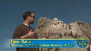 Factuality Tour Promo - Mount Rushmore