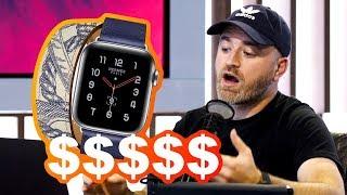 The $1300 Hermes Apple Watch Series 5