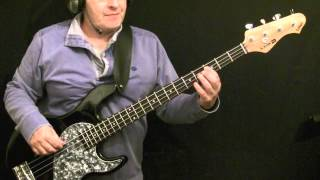 how to play bass guitar to you