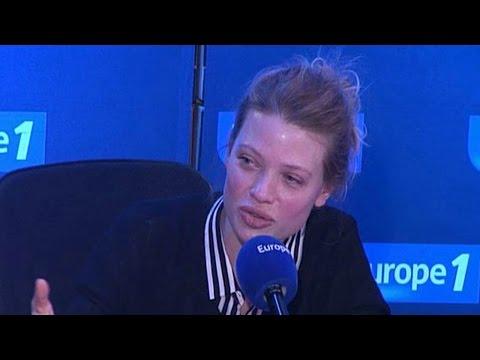 Mélanie Thierry : ce jour où un taxi lui a jeté un oeuf dessus