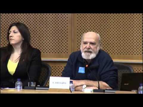 Restructuring Debt – Rebuilding Democracy - Eric Toussaint - European parliament - 1 march 2016
